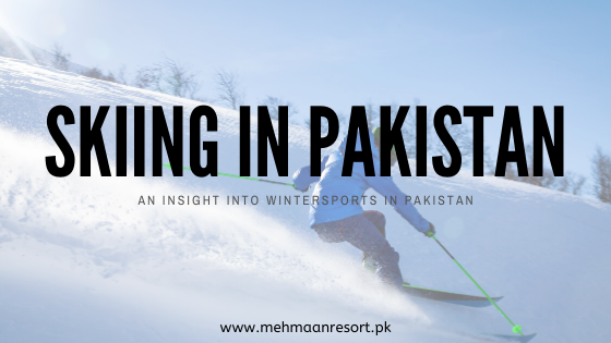 Skiing in Pakistan: An Insight into Winter Sports